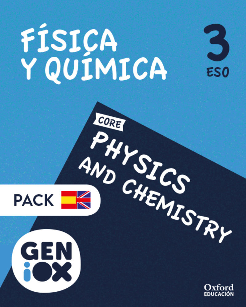 ESO 3 - PHYSIC & CHEMISTRY (AND) GENIOX PACK BILING
