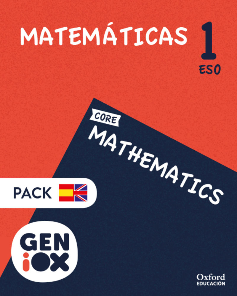 ESO 1 - MATHS (AND) GENIOX PACK BILING
