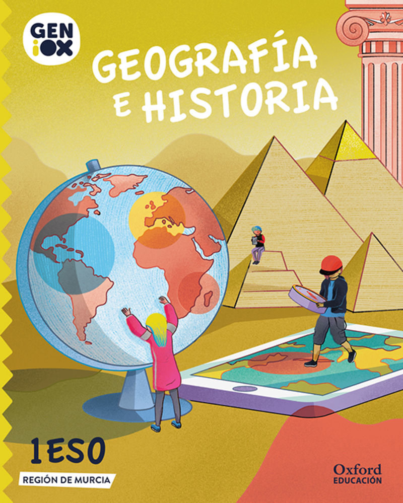 ESO 1 - GEOGRAFIA E HISTORIA (MUR) GENIOX