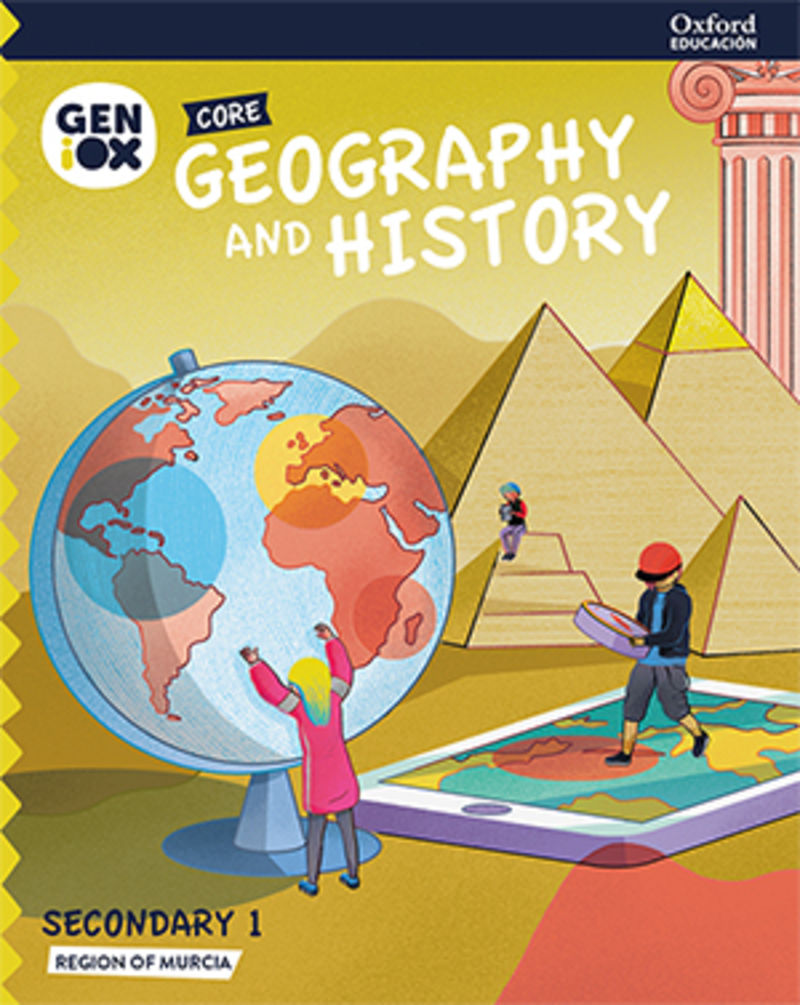 ESO 1 - GEOGRAPHY & HISTORY (MUR) GENIOX CORE BILING