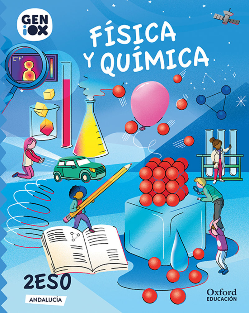 ESO 2 - FISICA Y QUIMICA (AND) GENIOX