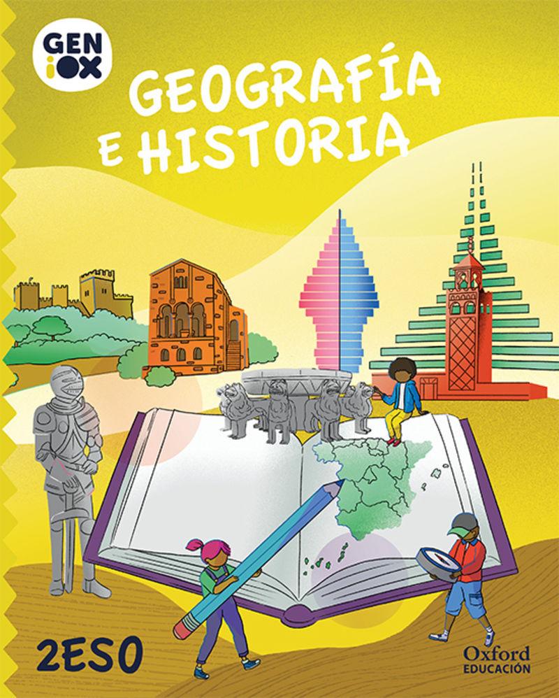 ESO 2 - GEOGRAFIA E HISTORIA (MUR) GENIOX
