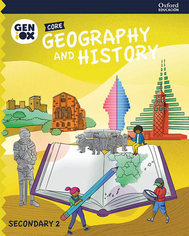 ESO 2 - GEOGRAPHY & HISTORY (MUR) GENIOX CORE BILING
