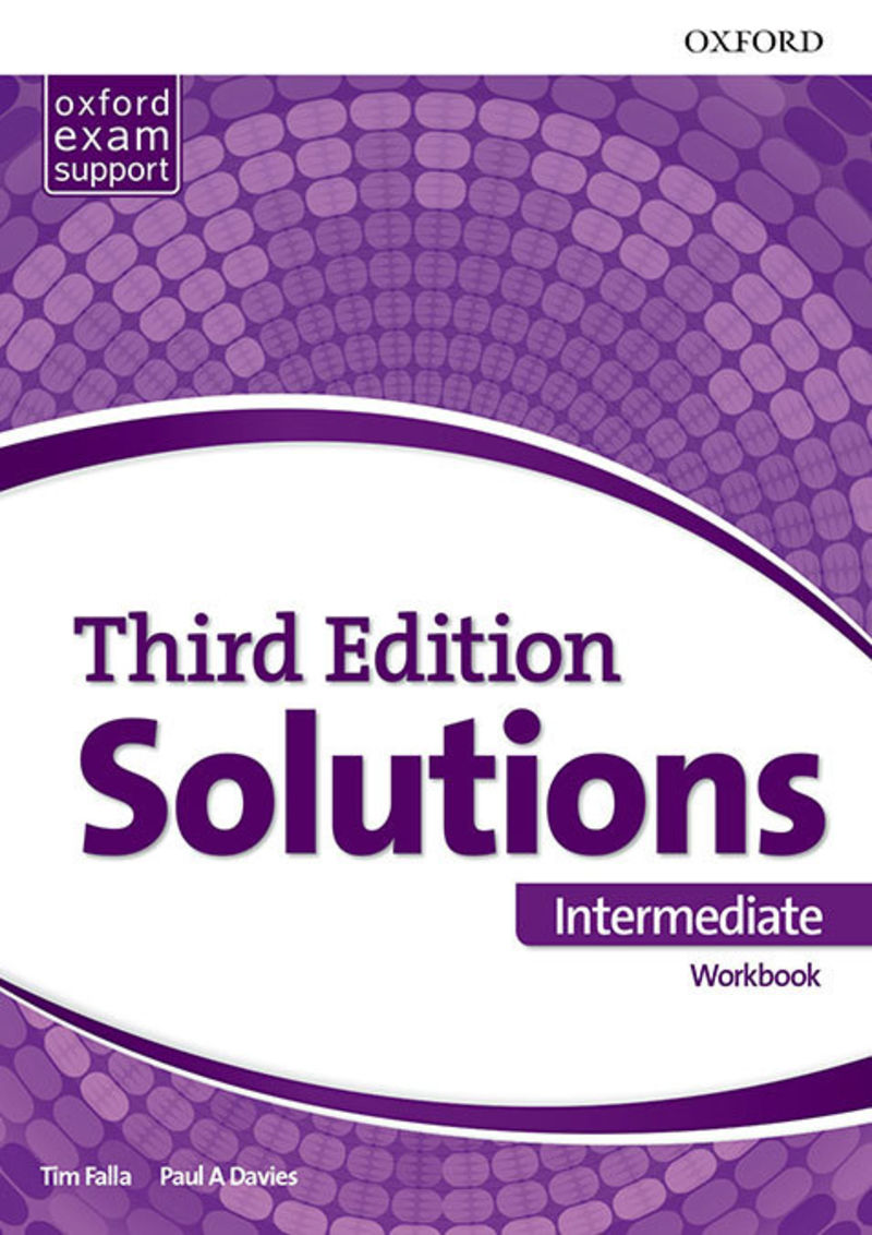 SOLUTIONS INTERM WB PACK (3 ED)