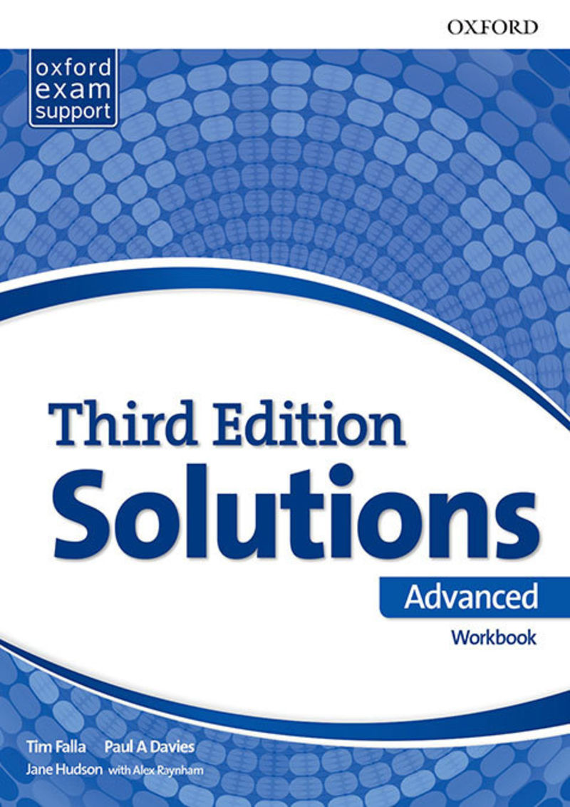 SOLUTIONS ADVANCED WB PACK (3 ED)