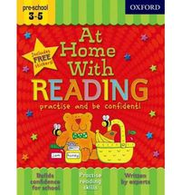 AT HOME WITH READING (3-5 PRE-SCHOOL)