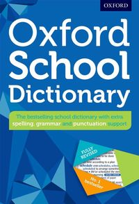 OXF SCHOOL DICTIONARY
