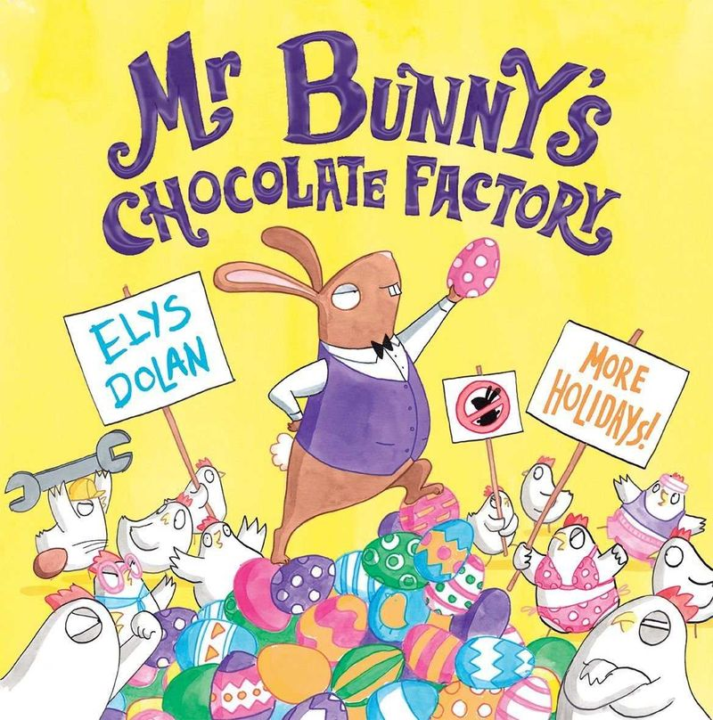 MR BUNNY'S CHOCOLATE FACTORY - SERVICIO DIRECTO