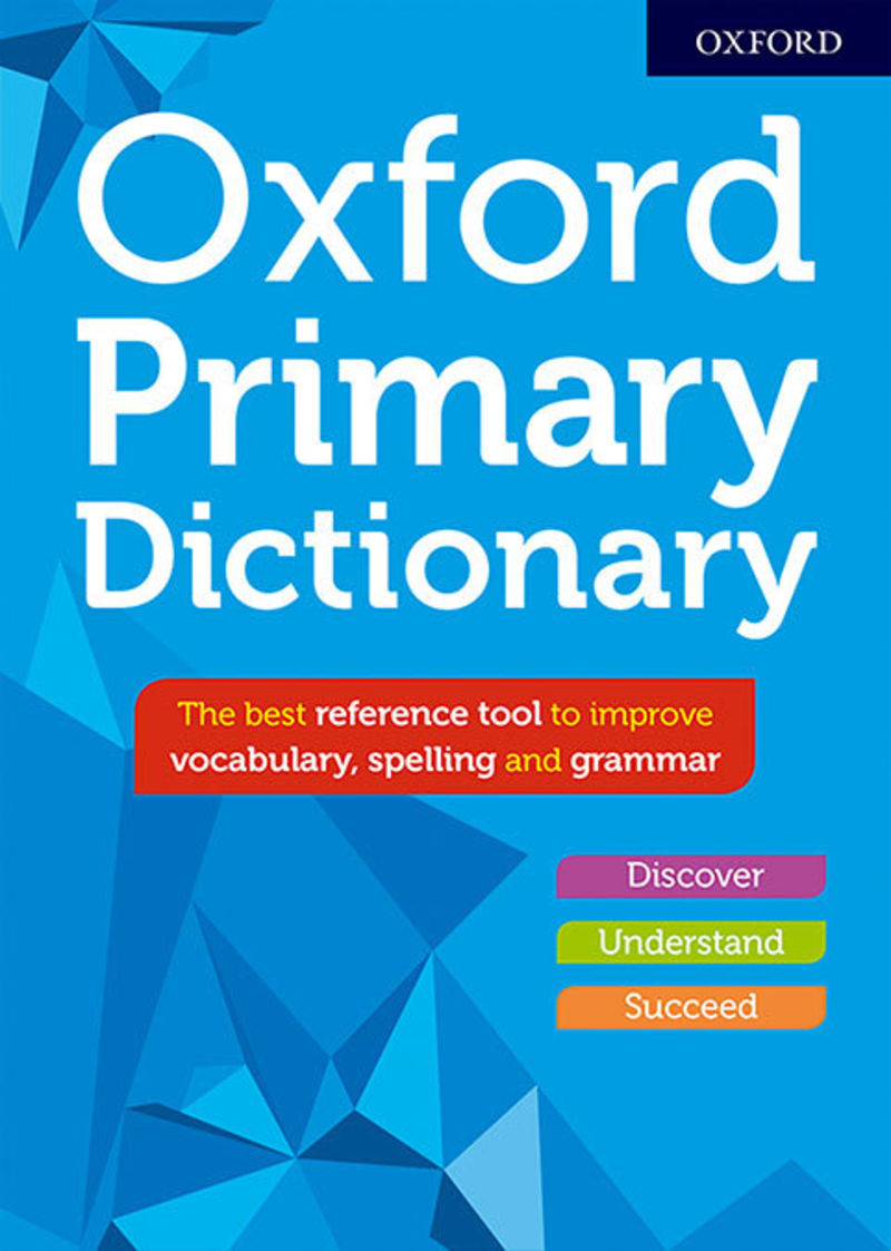 OXF PRIMARY DICTIONARY