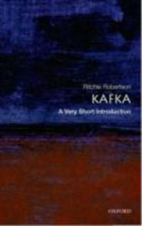 FRANZ KAFKA - A VERY SHORT INTRODUCTION