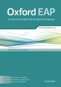 OXF EAP PRE-INTERM (+DVD-ROM)
