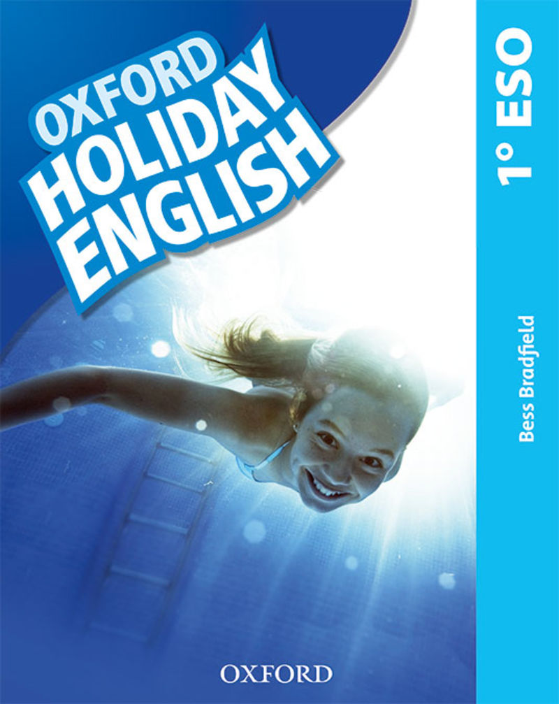 ESO 1 - HOLIDAY ENGLISH PACK (3 ED)