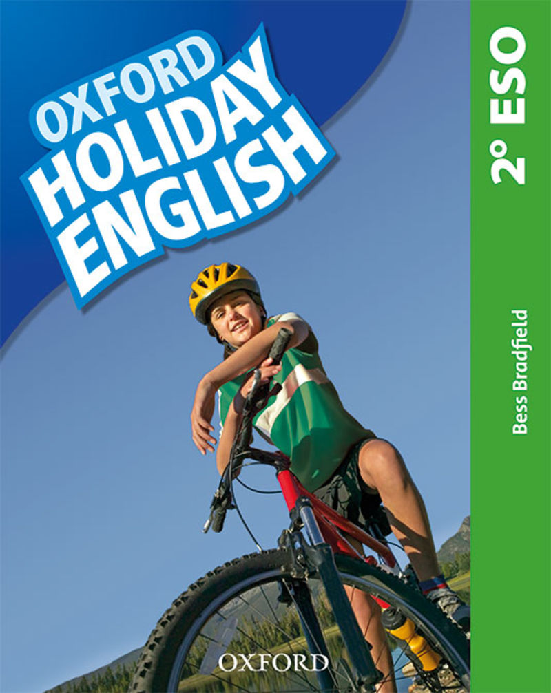 ESO 2 - HOLIDAY ENGLISH PACK (3 ED)