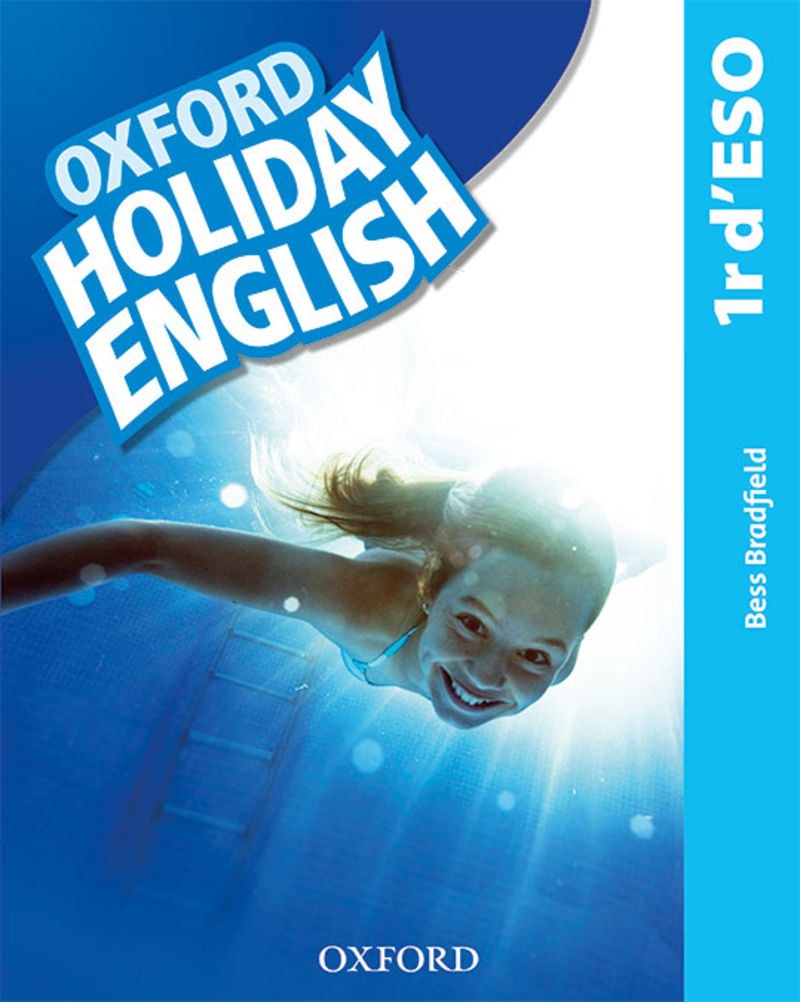 Eso 1 - Holiday English Pack (cat) (3 Ed) - Aa. Vv.