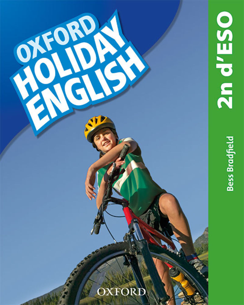 ESO 2 - HOLIDAY ENGLISH PACK (CAT) (3 ED)