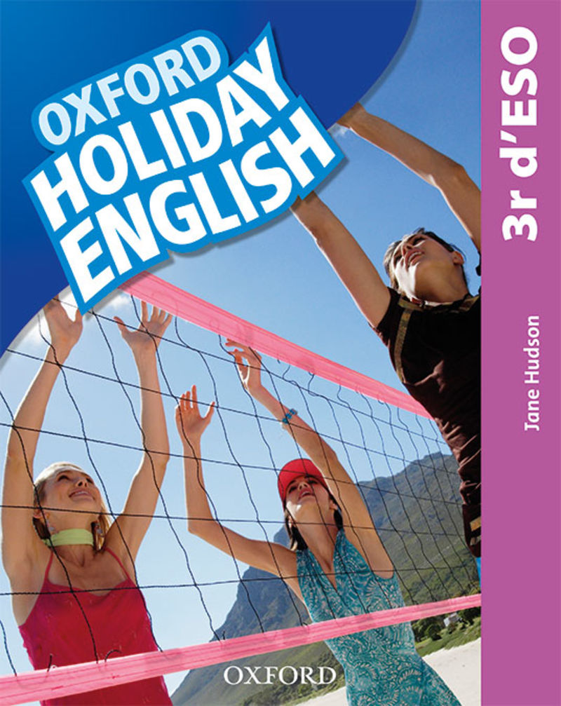 ESO 3 - HOLIDAY ENGLISH PACK (CAT) (3 ED)