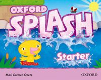 SPLASH STARTER (+CD)