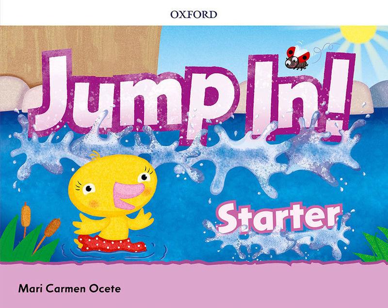 EI - JUMP IN STARTER PACK