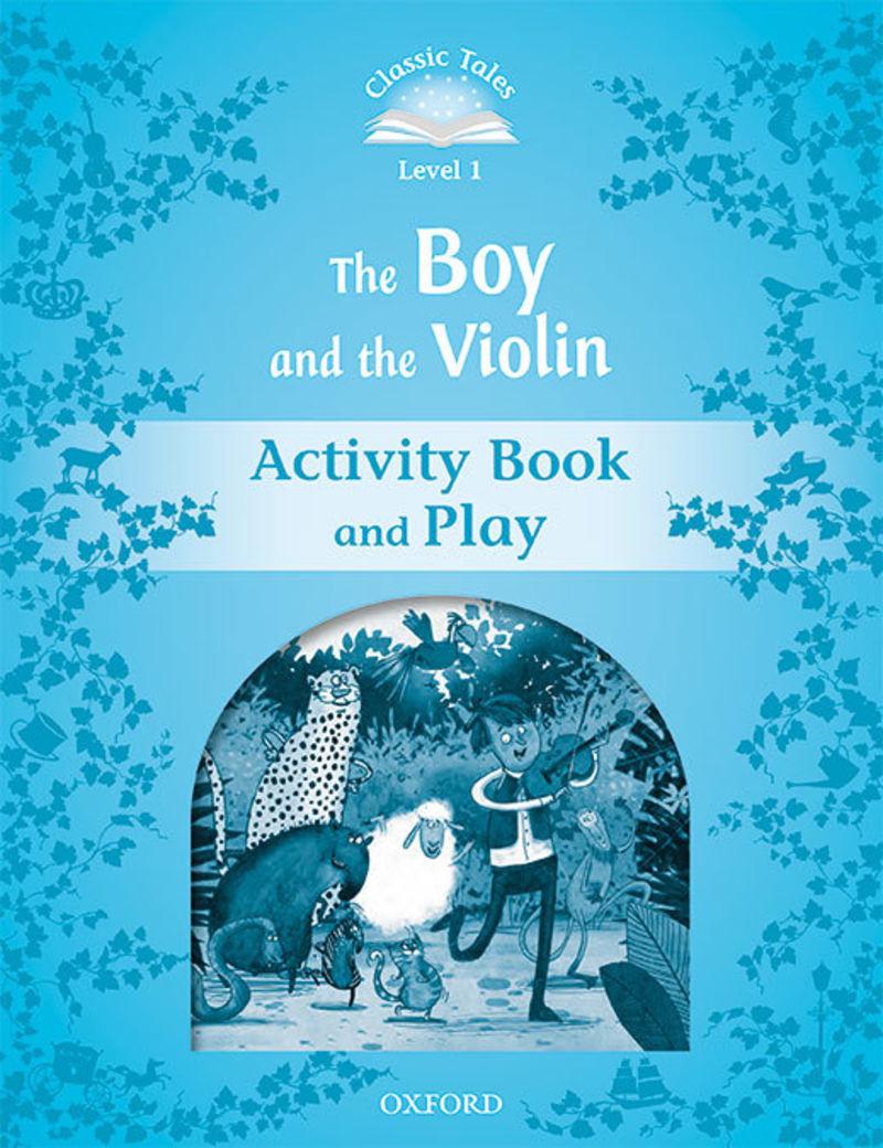 CLASSIC TALES 1 - BOY & THE VIOLIN WB