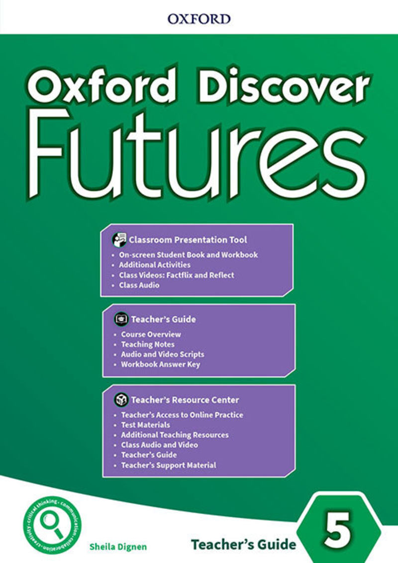 OXFORD DISCOVER FUTURES 5 TCH PACK