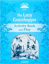 CLASSIC TALES 1 - THE LAZY GRASSHOPPER WB