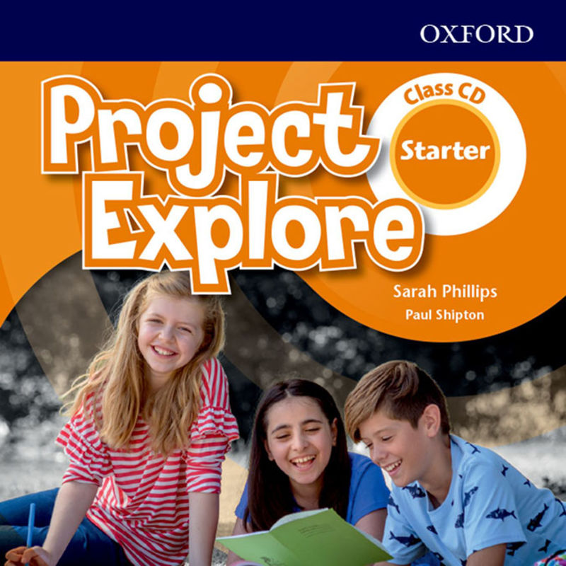 PROJECT EXPLORE START CLASS AUDIO-CD (2)