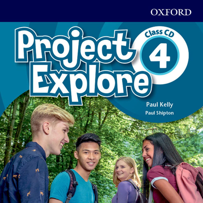 PROJECT EXPLORE 4 CLASS AUDIO-CD (3)