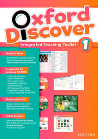 EP 1 - DISCOVER TCH (+ONLINE PRACTICE)