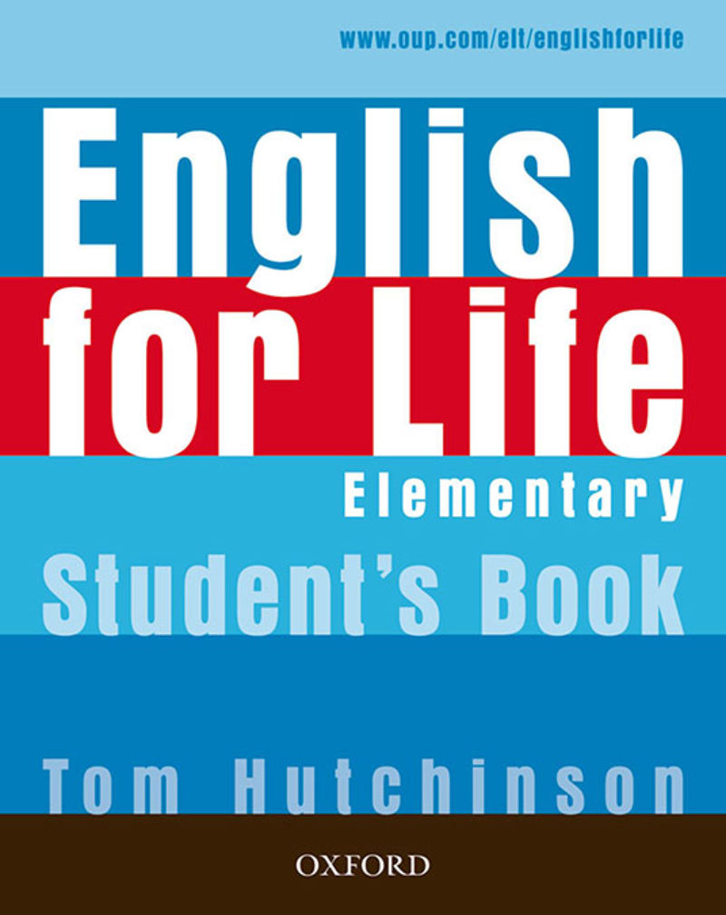 ENGLISH FOR LIFE ELEM