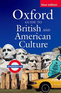 Oxf Guide Brit & Amer Culture Pb N / E - Aa. Vv.