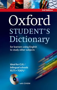 OXF STUDENT'S DICTIONARY OF ENGLISH (+CD-ROM)