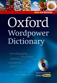OXF WORDPOWER DICT (+CD-ROM) (4TH ED)