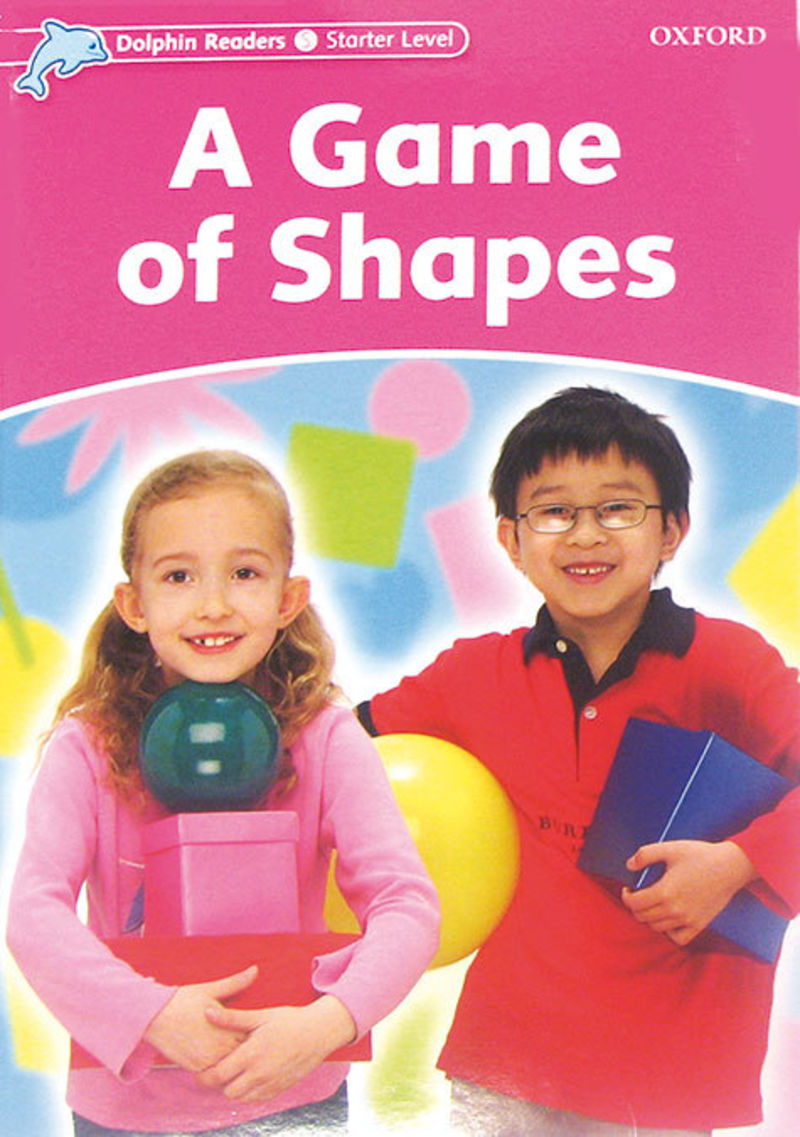 DOLPHIN READ START GAME OF SHAPES