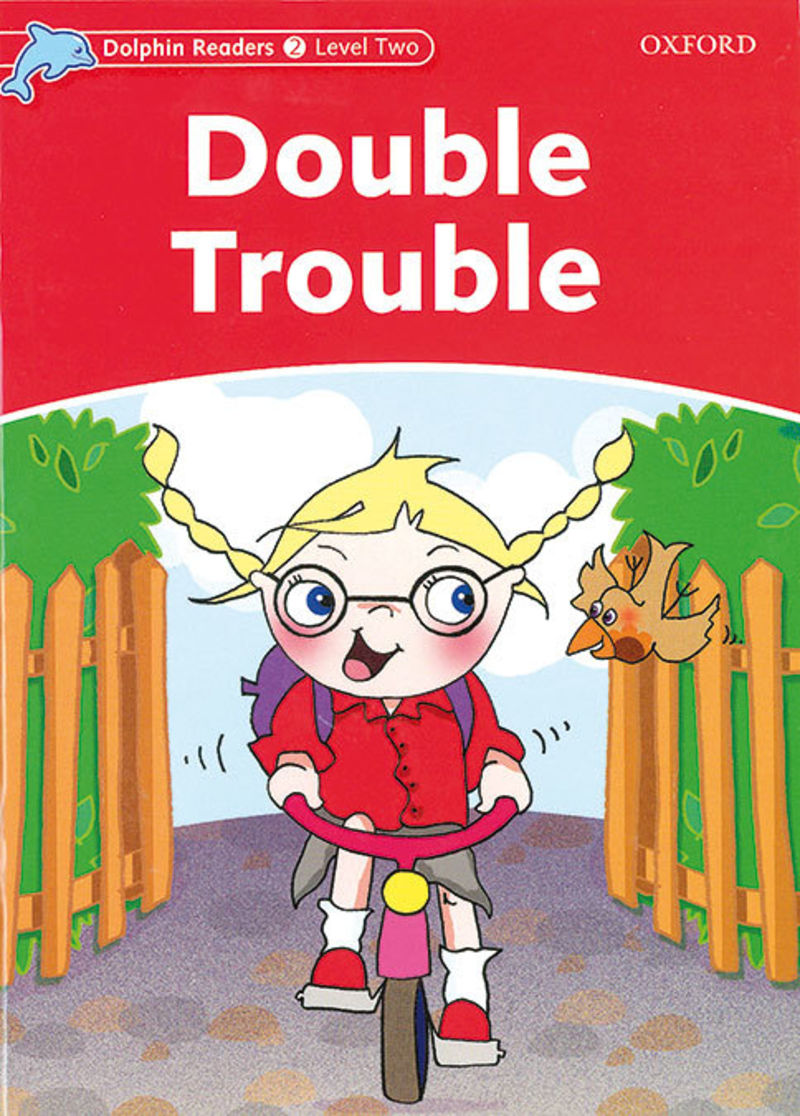 DOLPHIN READ 2 - DOUBLE TROUBLE (INT)