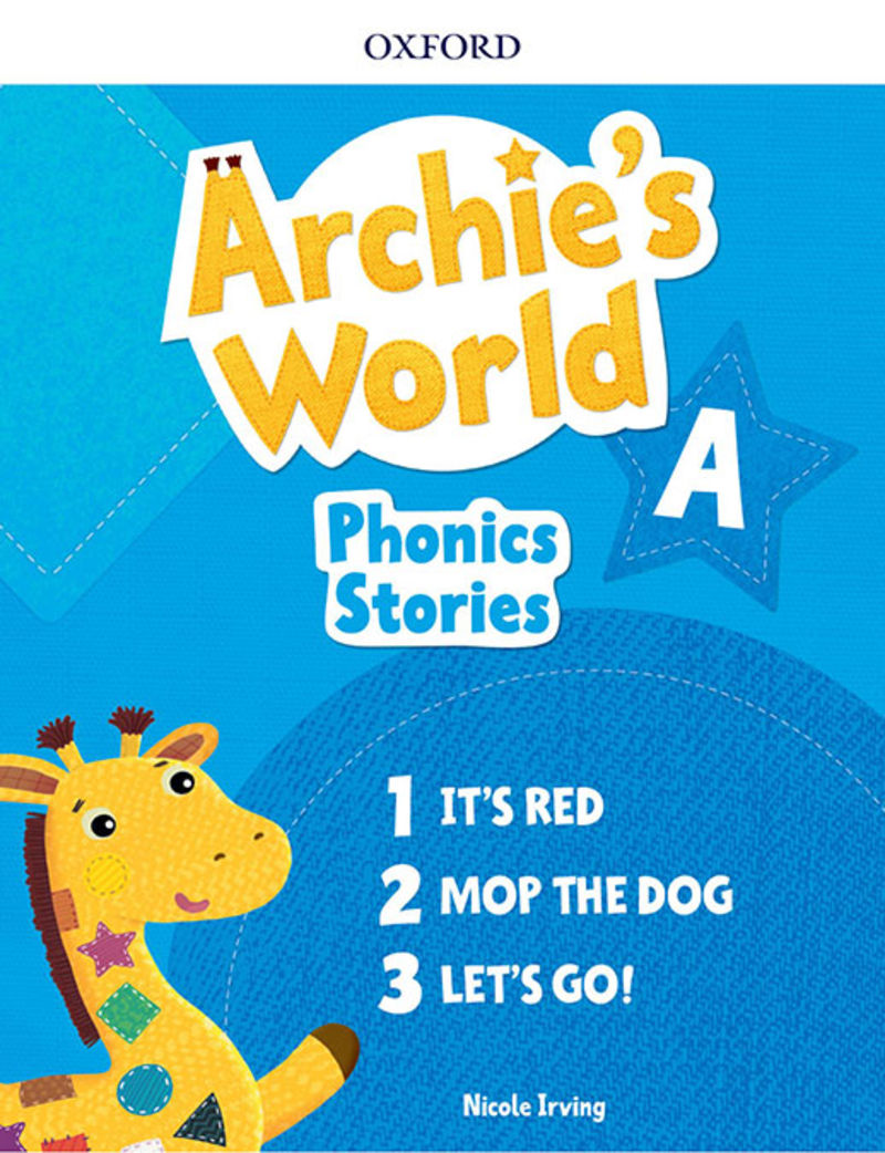 ARCHIE'S WORLD A PHONICS READERS PACK