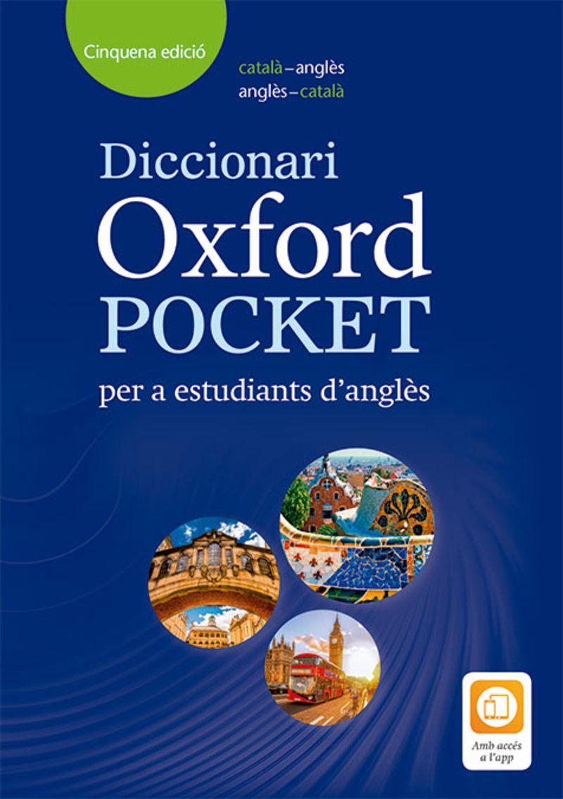 (5 ED) DICT OXF POCKET CAT / ENG - ENG / CAT