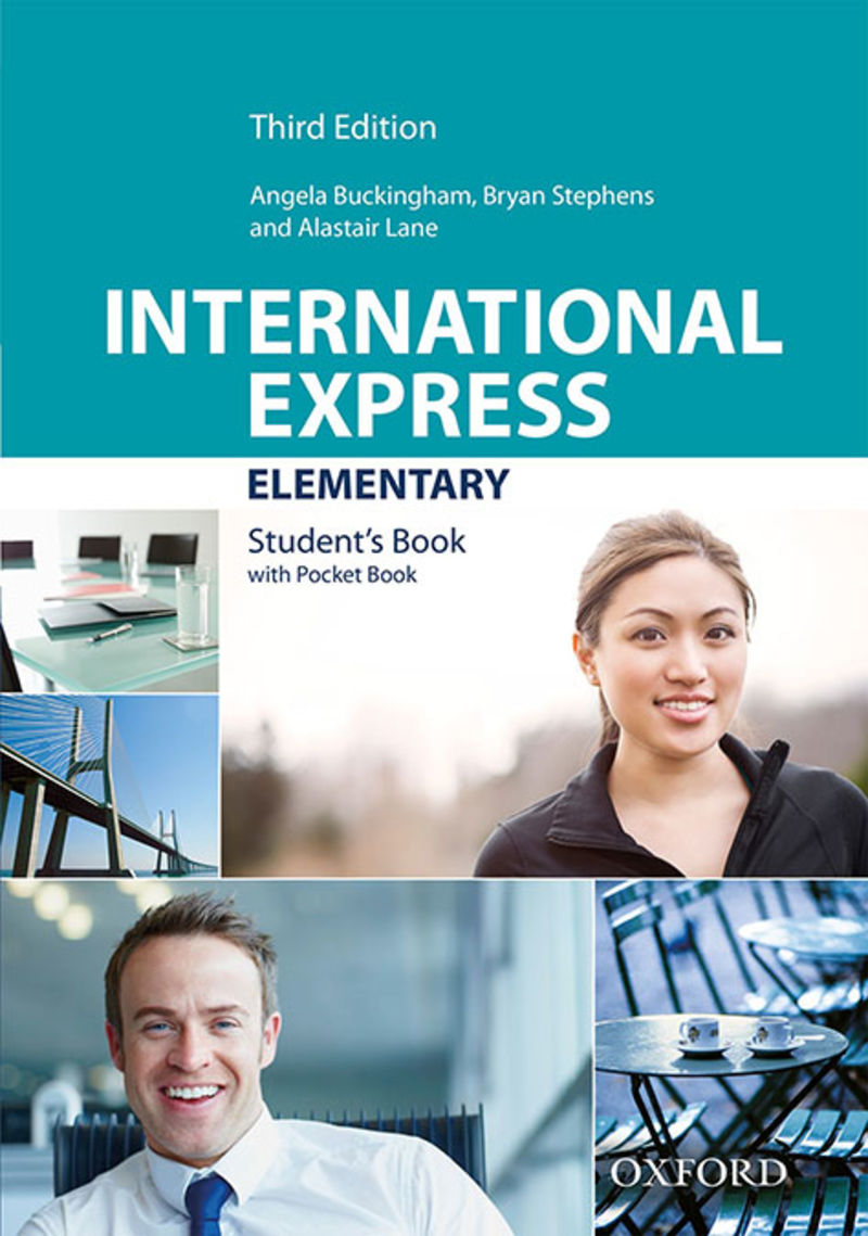 (3 ED) INTERNATIONAL EXPRESS ELEMEN (PACK) (2019)