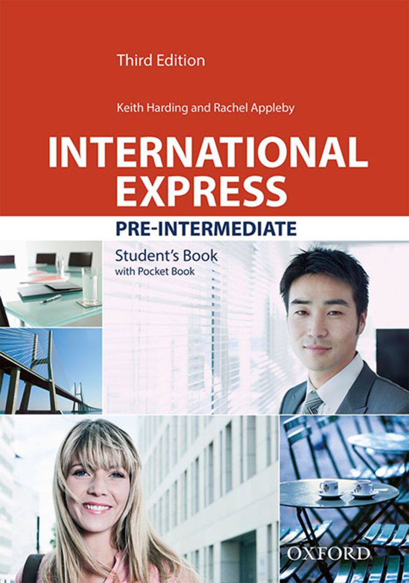 (3 ED) INTERNATIONAL EXPRESS PRE-INTERM (PACK) (2019)