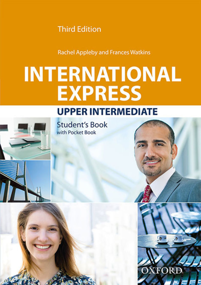 (3 ED) INT EXPRESS UPPER-INTERM PACK