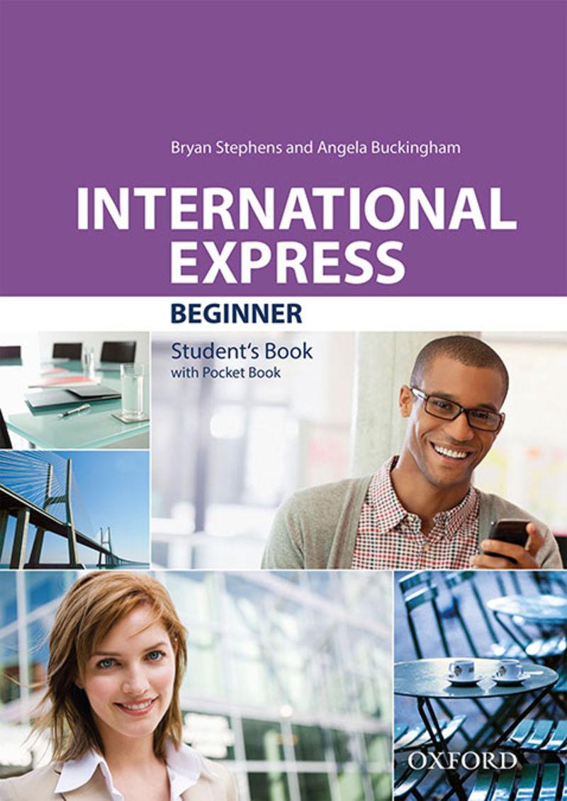 (3 Ed) Int Express Beginner Pack - Aa. Vv.