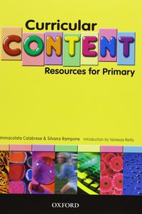 OXF CURRICULAR CONTENT FOR PRIMARY