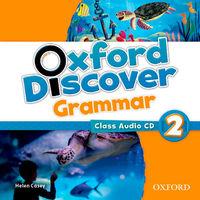 EP 2 - DISCOVER GRAMMAR CLASS CD