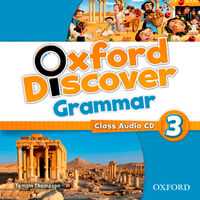 EP 3 - DISCOVER GRAMMAR CLASS CD