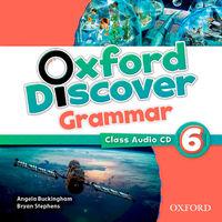 EP 6 - DISCOVER GRAMMAR CLASS CD