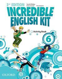 EP 6 - INCREDIBLE ENGLISH KIT WB (3 ED. )