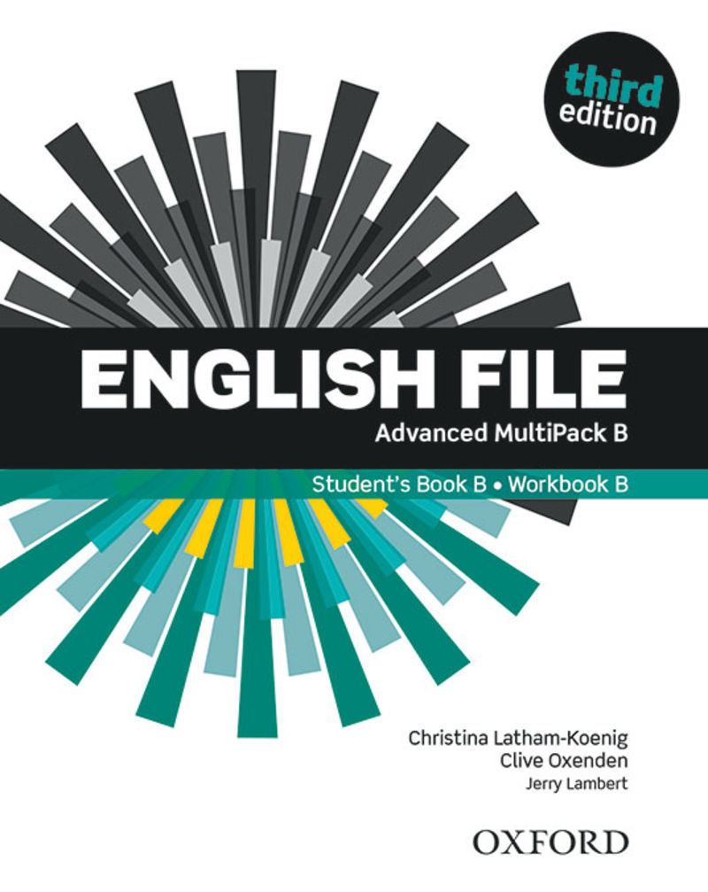 (3 ED) ENGLISH FILE ADVANCED MULTIPACK B
