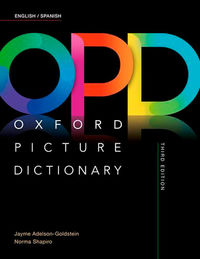 (3 ED) OXF PICTURE DICT ENG-SPA