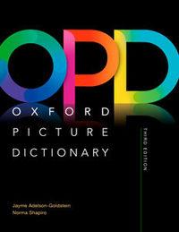 (3 ED) OXFORD PICTURE DICT MONOLINGUAL (AMERICAN ENGLISH)