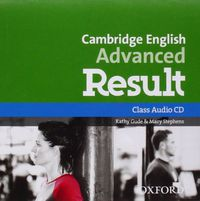 CAE RESULT CLASS AUDIO-CD (PACK 2)