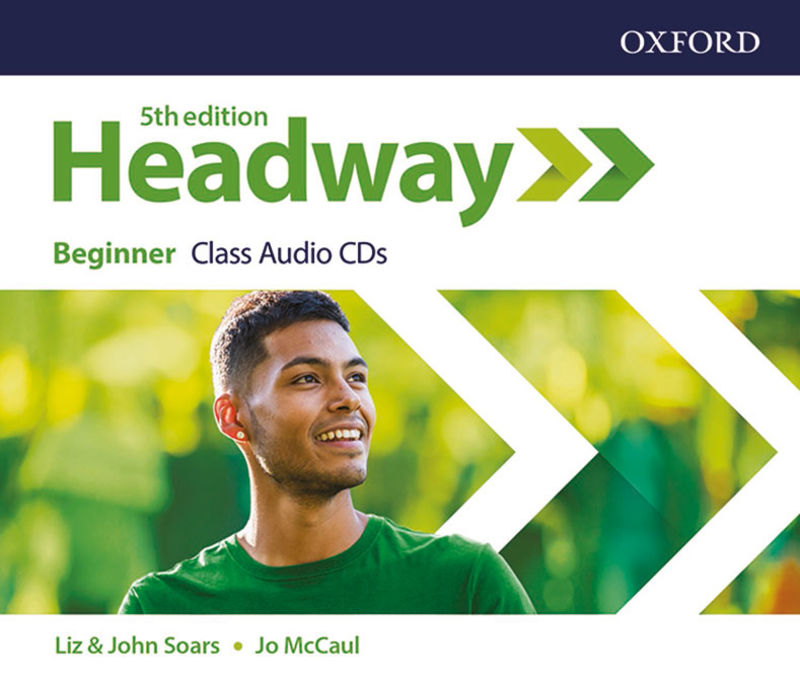 (5 ED) HEADWAY BEGINNER CLASS AUDIO-CD